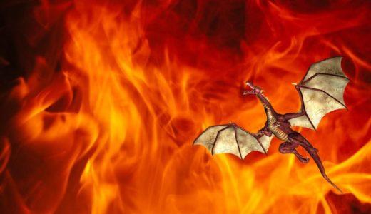 映画「ホビット」スマウグに思うこと。「竜に奪われた王国」での小物感と「決戦のゆくえ」のあっけなさよ